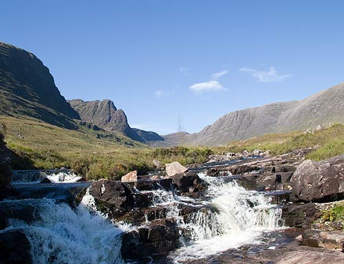 Beallach na Ba - The Pass of the Cattle or road to Applecross